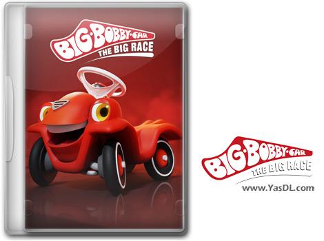 دانلود بازی BIG Bobby Car The Big Race برای PC