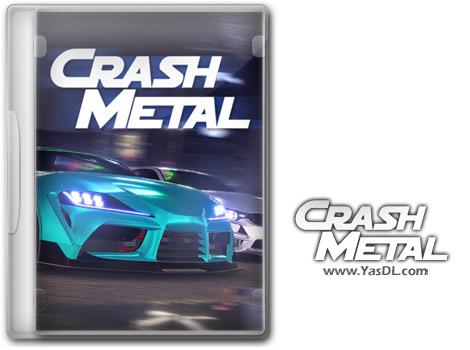 دانلود بازی CrashMetal Cyberpunk برای PC