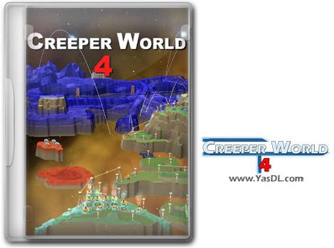 دانلود بازی Creeper World 4 برای PC