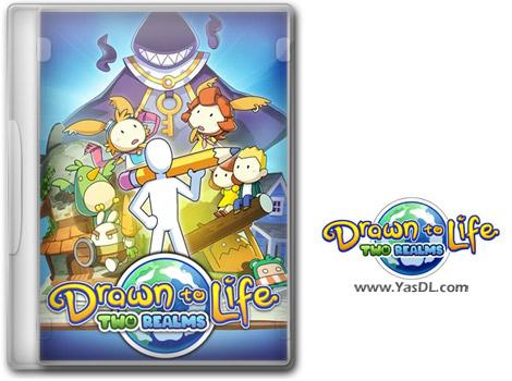 دانلود بازی Drawn to Life Two Realms برای PC