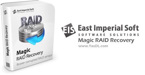 East Imperial Soft Magic RAID Recovery - نرم افزار ریکاوری اطلاعات Raid