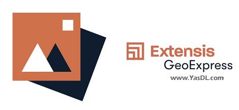 دانلود Extensis GeoExpress Unlimited 10.01 (x64) - نرم افزار مدیریت و فشردهسازی تصاویر