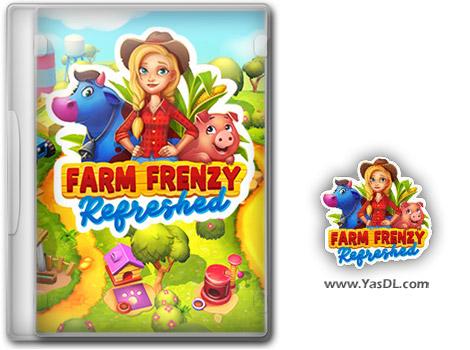 دانلود بازی Farm Frenzy Refreshed Collectors Edition برای PC