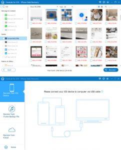 FoneLab for iOS - نرم افزار ریکاوری اطلاعات آیفون