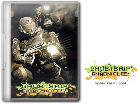 دانلود بازی Ghostship Chronicles v1.0.2 برای PC