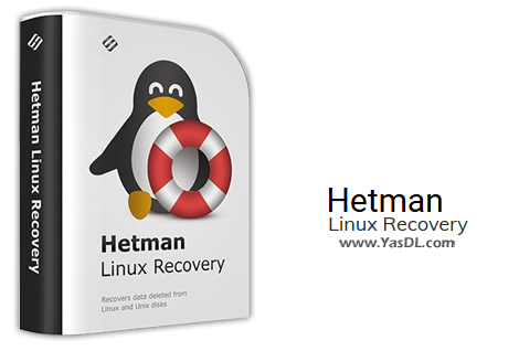 دانلود Hetman Linux Recovery 1.1 Unlimited / Commercial / Office / Home - بازیابی اطلاعات از پارتیشن لینوکس