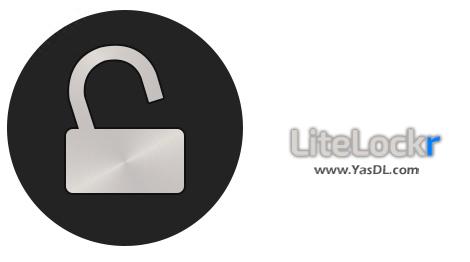 دانلود LiteLockr 0.91 - نرم افزار قفل کردن موس و کیبورد سیستم