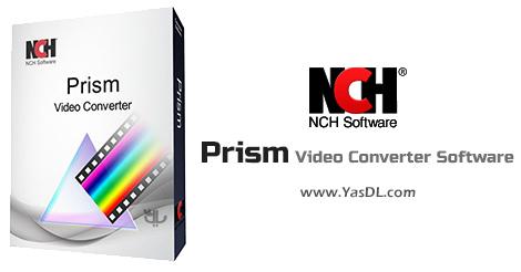 NCH Prism - نرم افزار تبدیل فرمت فیلم