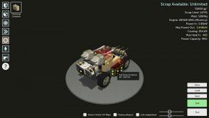 Scraps Modular Vehicle Combat 4 300x169 - دانلود بازی Scraps Modular Vehicle Combat برای PC