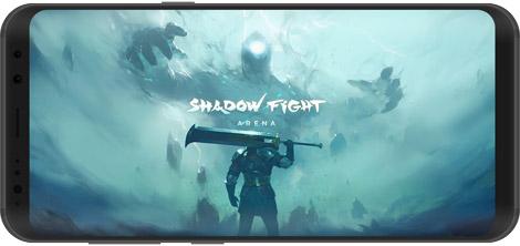 دانلود بازی Shadow Fight Arena — PvP Fighting game 0.4.20 - شادو فایت آرنا برای اندروید + دیتا