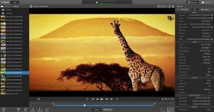 Sony Catalyst Browse Suite - نرم افزار حرفه ای پخش فیلم و نمایش جزئیات آن