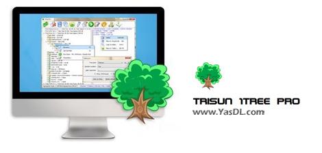 دانلود TriSun 1Tree Pro 6.0 Build 046 - نظارت و بررسی حجم درایوها، فایلها و فولدرها
