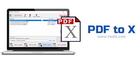 TriSun PDF to X - تبدیل فایل های PDF به Word، عکس، متن و HTML