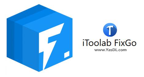 دانلود itoolab FixGo 2.1.0 - رفع مشکلات نرم افزاری آیفون و آیپد