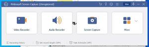 دانلود 4Videosoft Screen Capture 1.3.30 - نرم افزار ضبط صفحه نمایش