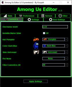 Among Us Editor.cover1  248x300 - دانلود Among Us Editor 1.6 - کاستومایز کردن شخصیت بازی امانگ آس
