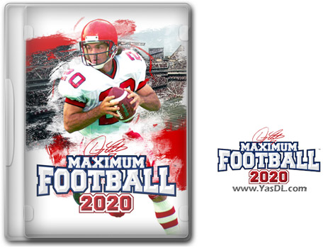 دانلود بازی Doug Fluties Maximum Football 2020 برای PC