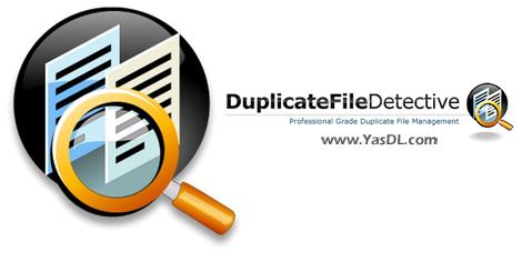 دانلود Duplicate File Detective 7.0.67.0 Enterprise Edition - جستجو و حذف فایلهای تکراری