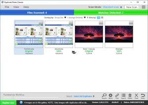 دانلود Duplicate Photo Cleaner 5.21.0.1278 - نرم افزار یافتن و حذف تصاویر مشابه و تکراری