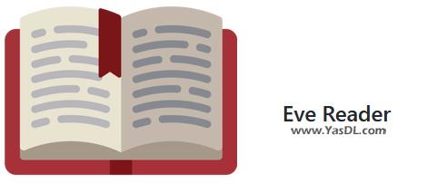 دانلود Eve Reader 0.2.0 - نرم افزار مطالعه کتابهای الکترونیکی (ePub) در ویندوز