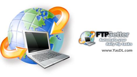 دانلود FTPGetter Professional 5.97.0.237 - نرم افزار همگامسازی اطلاعات کامپیوتر با سرور
