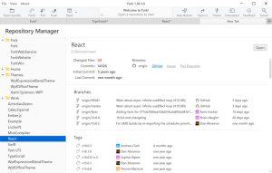 Fork.cover1  300x191 - دانلود Fork 1.58.0.0 - کلاینت پرسرعت و کاربردی برای گیت