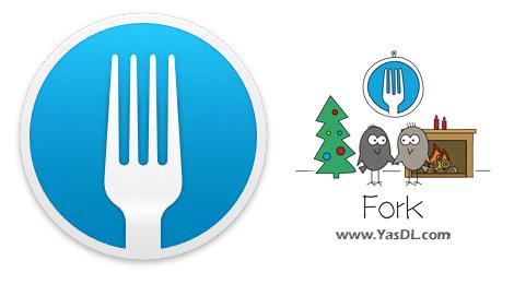 دانلود Fork 1.58.0.0 - کلاینت پرسرعت و کاربردی برای گیت