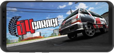 دانلود بازی Garage 54 - Car Tuning Simulator 1.49 - گاراژ 54 برای اندروید + نسخه بی نهایت