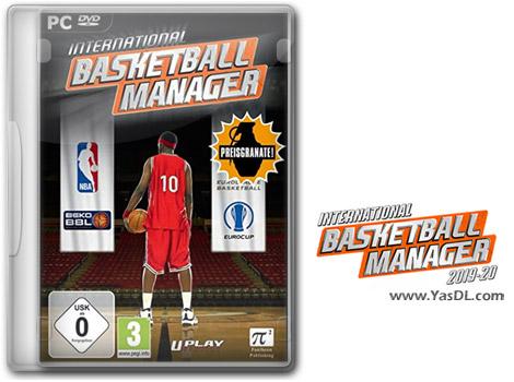 دانلود بازی International Basketball Manager Season 2019-2020 برای PC