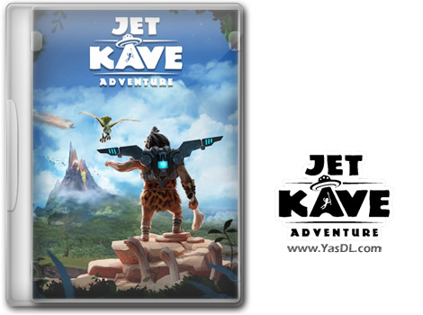 دانلود بازی Jet Kave Adventure برای PC