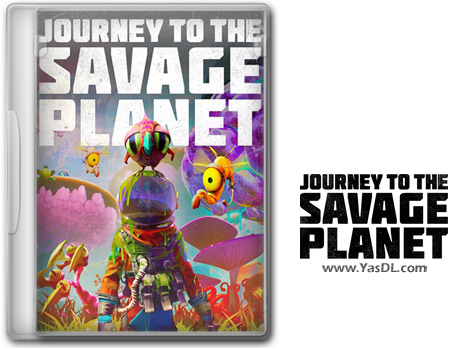 دانلود بازی Journey To The Savage Planet Hot Garbage برای PC