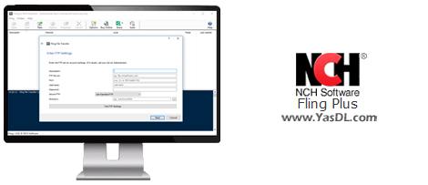 دانلود NCH Fling Plus 5.03 - نرم افزار ارتباط با FTP با امکان دانلود و آپلود فایلها