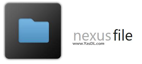 دانلود NexusFile 5.3.4 - نرم افزار مدیریت فایل برای ویندوز