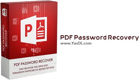 دانلود PDF Password Recovery Pro 4.1.1.0 - نرم افزار یافتن پسورد فایل های PDF