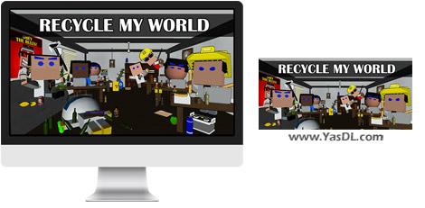 دانلود بازی Recycle My World برای PC