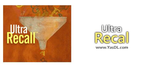 دانلود Ultra Recal Pro 6.1.0.6 - استخراج دیتا از صفحات اینترنتی