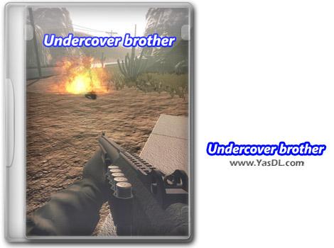 دانلود بازی Undercover brother برای PC