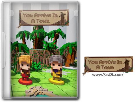 دانلود بازی You Arrive in a Town برای PC