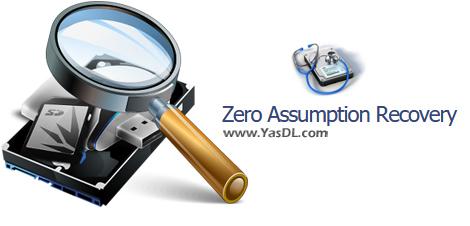 دانلود Zero Assumption Recovery 10.0 Build 2080 Technician Edition - نرم افزار بازیابی اطلاعات