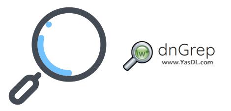 دانلود dnGREP 2.8.16 x86/x64 - نرم افزار جستجوی آسان فایل و یا عبارات مورد نظر در محتوای اسناد متنی
