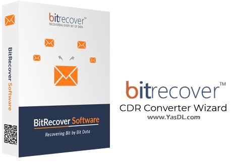 دانلود BitRecover CDR Converter Wizard 3.3 - مشاهده و تبدیل فرمت CDR