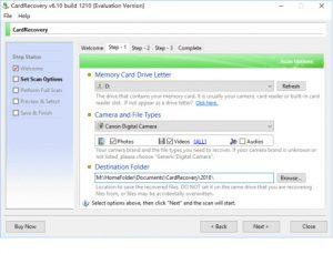 CardRecovery.cover1  300x229 - دانلود CardRecovery 6.30 Build 0216 - بازیابی اطلاعات حذف شده از مموری کارت