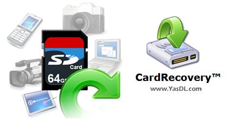 دانلود CardRecovery 6.30 Build 0216 - بازیابی اطلاعات حذف شده از مموری کارت