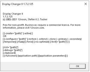 Display Changer II.cover1  300x242 - دانلود Display Changer II 1.7.2.125 - نرم افزار تغییر رزولوشن صفحه نمایش