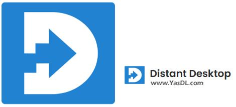 دانلود Distant Desktop 2.0 - نرم افزار مدیریت و کنترل ریموت دسکتاپ