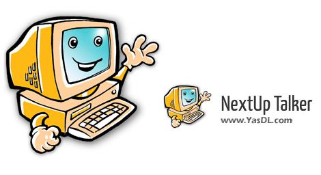 دانلود NextUp Talker 1.0.49 - نرم افزار تبدیل متن به گفتار