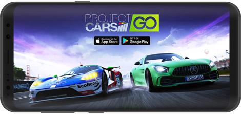 دانلود بازی Project CARS GO 0.12.556 - ﭘﺮوﺟﮑﺖ ﮐﺎرز ﮔﻮ برای اندروید
