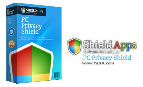 دانلود ShieldApps PC Privacy Shield 2020 4.6.2 - نرم افزار پاکسازی ردپای برنامهها