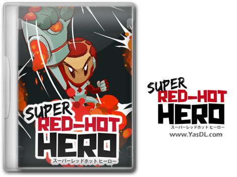 دانلود بازی Super Red-Hot Hero برای PC