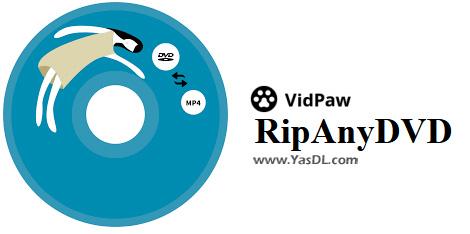 دانلود Vidpaw RipAnyDVD 1.0.22 x64 - ریپ کردن محتوای دیسکهای DVD